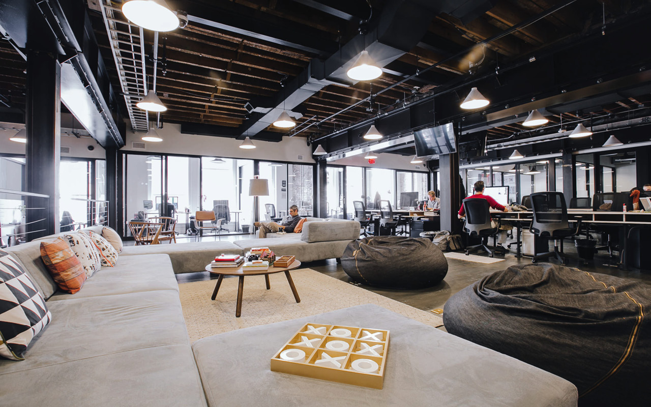 coworking feature
